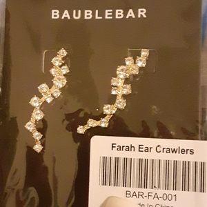 Baublebar Farah ear crawlers NEW